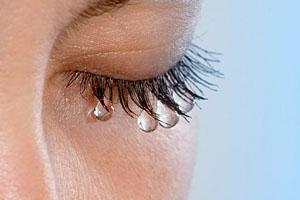Фото. Бриллиантовые слезы