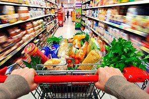 Фото. Покупки в магазине