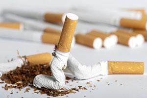 Фото. Брось сигарету