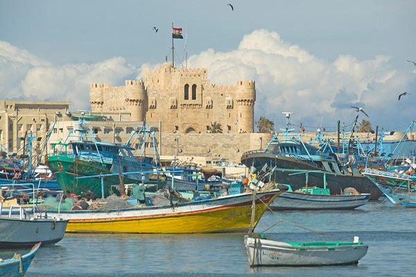 Фото. Город Эль-Харга (Египет)