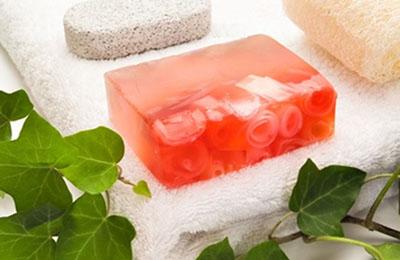 Фото. Душистое мыло
