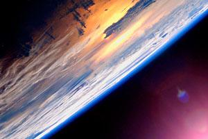 Фото. Земля в афелии