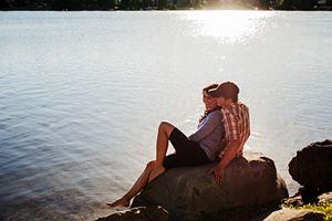 Фото. Окситоцин и верность