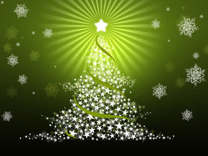 Фото. Новогодняя елка