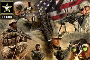 Фото. Американская армия