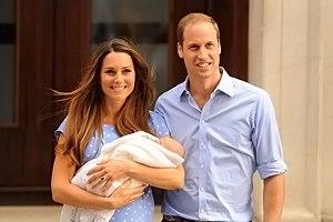 Фото. Семья принца Уильяма