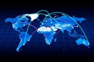 страны в которых подключен интернет