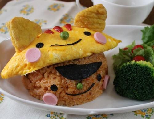 Фото. Симпатичненькая еда из зверушек