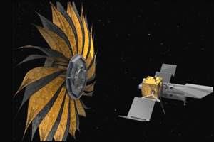 Фото. Новый исследовательский космический корабль