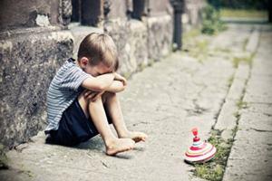 Фото. Мальчик и юла