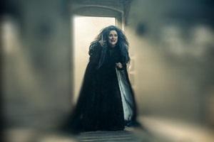 Мерил Стрип в роли ведьмы