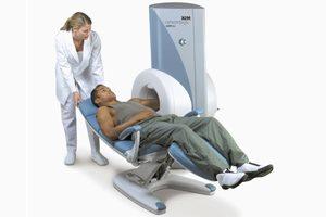 современная установка МРТ