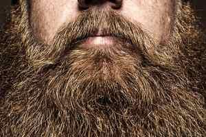 заболевания из-за бороды