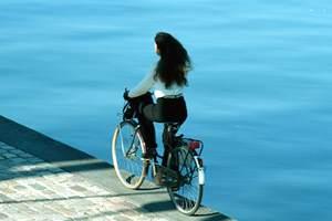 половое здоровье и велосипед