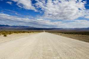 зона 51 в пустыне Невада