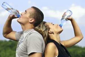 чрезмерное употребление воды