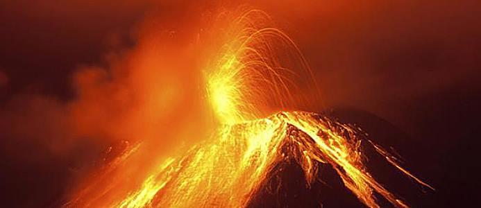 проснвшиеся вулканы