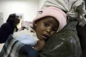 малышка зараженная ВИЧ