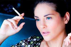 о никотине в барах