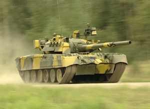 современный танк
