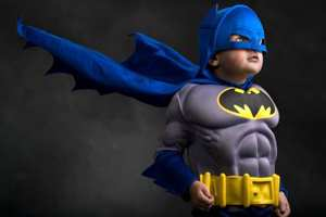 мальчик бэтмен