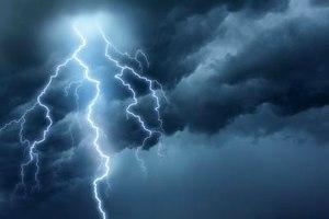 самая сильная молния