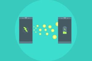 мобильный без батареи