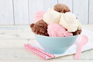 нетающее мороженое