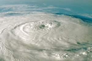 ураган с космоса