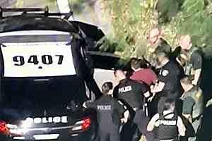 задержание стрелка во Флориде