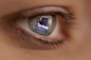 глаз и Фейсбук