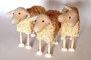 три овцы