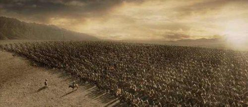 войска на марше