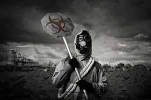 радиоактивный апокалипсис