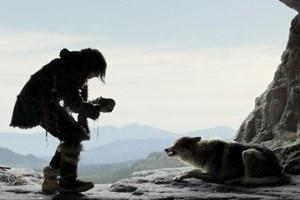 мальчик и волк
