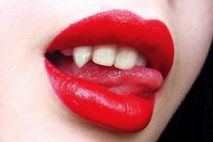 вампирская улыбка