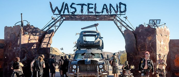 фестиваль Wasteland Weekend