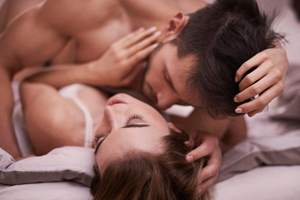 секс в постели
