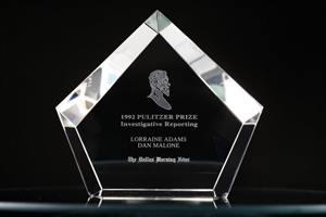 награда - Пулитцеровская премия