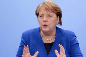 Ангела Меркель о коронавирусе