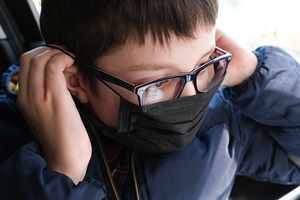ношение маски при коронавирусе