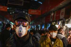 Китай макдональдс чернокожие