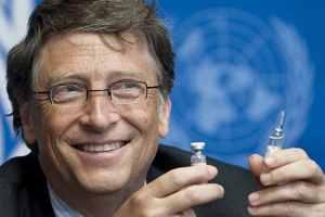 Гейтс вакцинация детей