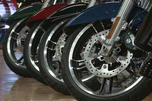 колоса мотоциклов