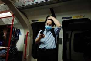 коронавирус в метро