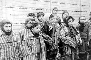 германия еврейские дети