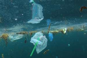 микропластик с мировом океане