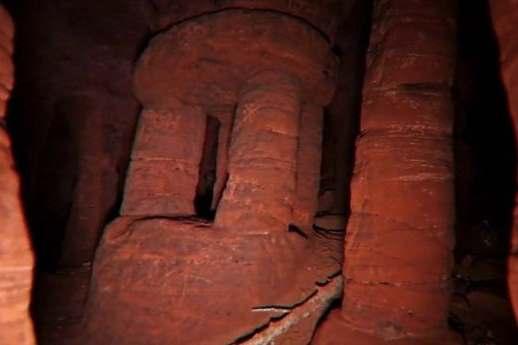 пещера тамплиеров
